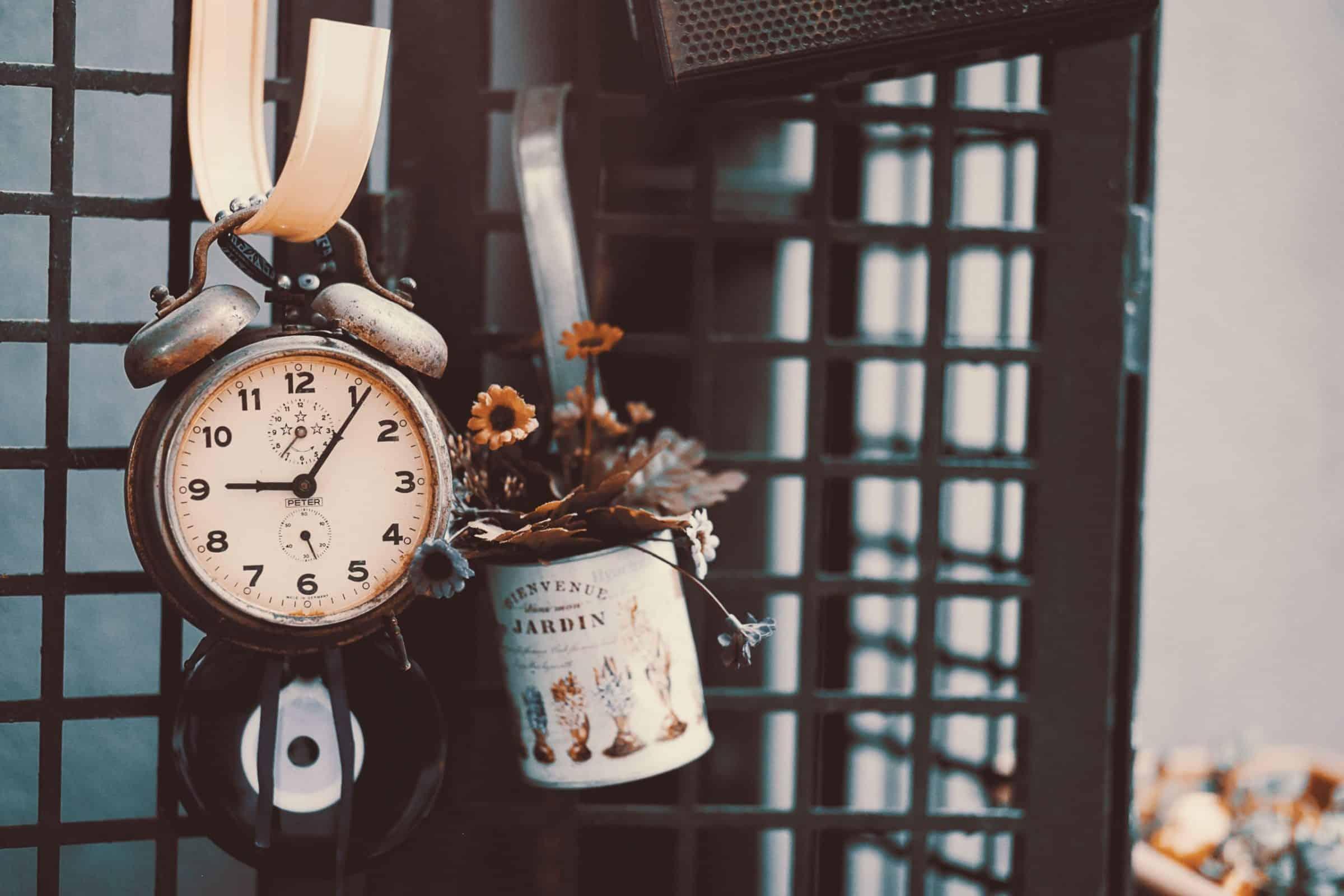 horloge-vintage